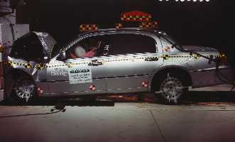 Lincoln Town Car Information