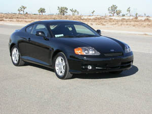 Photo of 2004 Hyundai Tiburon 2-DR.w/SAB