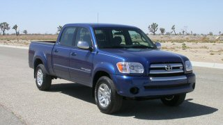 Photo of 2005 Toyota Tundra 4-DR.
