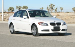 Photo of 2008 BMW 3 Series 4-DR. w/SAB