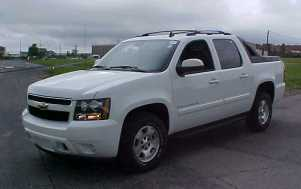 2008 chevrolet avalanche 4 dr w sab safercar nhtsa. Black Bedroom Furniture Sets. Home Design Ideas