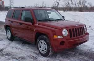 Photo of 2008 Jeep Patriot 4-DR. w/SAB