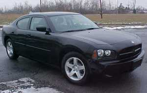 Photo of 2008 Dodge Charger 4-DR.