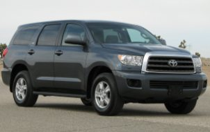 Photo of 2008 Toyota Sequoia 4-DR w/SAB