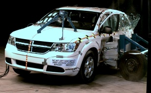 2010 DODGE JOURNEY 4 DR FWD/AWD | NHTSA