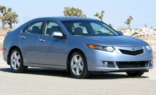 Photo of 2010 Acura TSX  4-DR. w/SAB