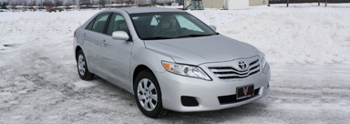 Photo of 2011 Toyota Camry 4 DR FWD Early Release