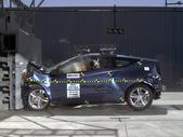 NCAP 2011 Honda CR-Z front crash test photo