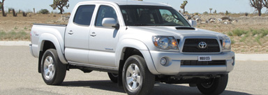 Photo of 2011 Toyota Tacoma PU/CC RWD