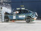 NCAP 2011 Mazda MAZDA3 front crash test photo
