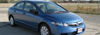 Photo of 2011 Honda Civic 4 DR FWD