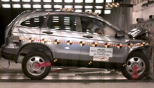 NCAP 2011 Honda CR-V front crash test photo