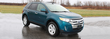Photo of 2011 Ford Edge SUV FWD