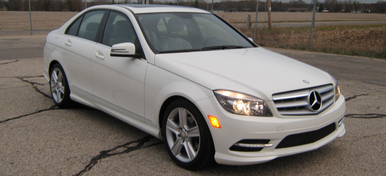 Photo of 2011 Mercedes-Benz C-Class 4 DR RWD