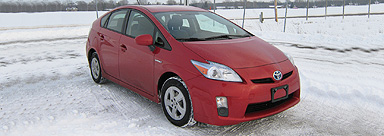 Photo of 2011 Toyota Prius 4 DR FWD