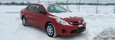 Photo of 2011 Toyota Corolla 4 DR FWD
