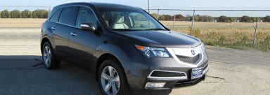 Photo of 2012 Acura MDX SUV 4WD