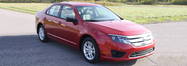 Photo of 2012 Ford Fusion 4 DR FWD