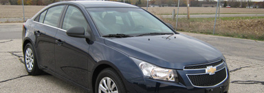 Photo of 2012 Chevrolet Cruze 4 DR FWD