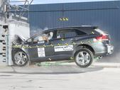 NCAP 2012 Toyota Venza front crash test photo