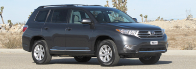 Photo of 2012 Toyota Highlander SUV FWD