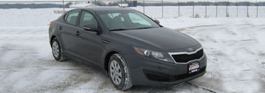 Photo of 2012 Kia Optima 4 DR FWD