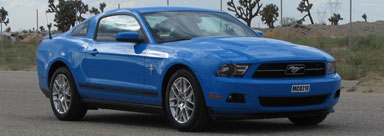 Photo of 2012 Ford Mustang 2 DR RWD