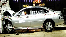 NCAP 2012 Chevrolet Impala front crash test photo