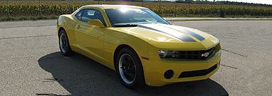 Photo of 2012 Chevrolet Camaro 2 DR RWD