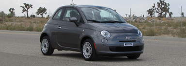 Photo of 2012 Fiat 500 3 HB FWD Early Release