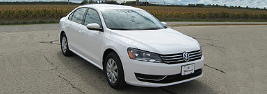 Photo of 2012 Volkswagen Passat 4 DR FWD