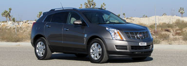 Photo of 2012 Cadillac SRX SUV AWD