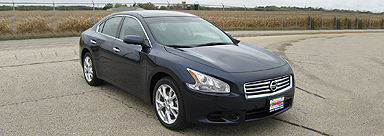 Photo of 2012 Nissan Maxima 4 DR FWD