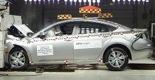 NCAP 2012 Mazda MAZDA6 front crash test photo