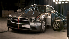 NCAP 2012 Dodge Charger side crash test photo