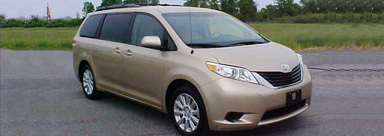Photo of 2012 Toyota Sienna VAN FWD