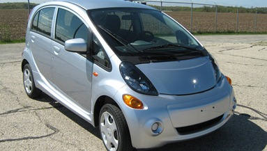 Photo of 2012 Mitsubishi i-MiEV 5 HB FWD