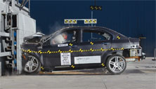 2012 Coda Coda 4 DR FWD Subject to NHTSA Recall# 12V409000 after frontal crash test