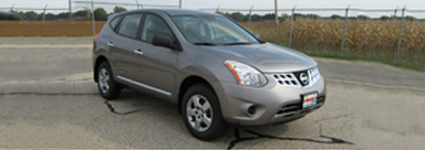 Photo of 2013 Nissan Rogue SUV FWD