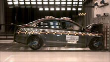 NCAP 2013 Volkswagen Jetta front crash test photo