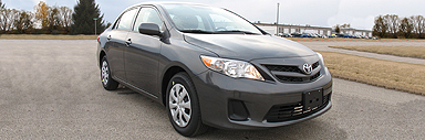 Photo of 2013 Toyota Corolla 4 DR FWD