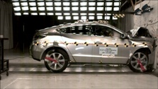 NCAP 2013 Acura ZDX front crash test photo