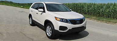 Photo of 2013 Kia Sorento SUV FWD