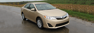 Photo of 2013 Toyota Camry 4 DR FWD