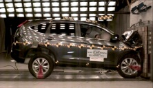 NCAP 2013 Honda CR-V front crash test photo