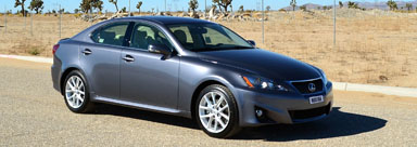 Photo of 2013 Lexus IS250 4 DR RWD