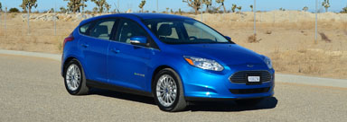 Photo of 2013 Ford Focus BEV 5 HB FWD