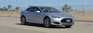 Photo of 2013 Tesla Model S 5 HB RWD