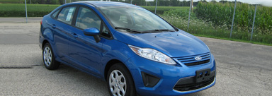 Photo of 2014 Ford Fiesta 4 DR FWD