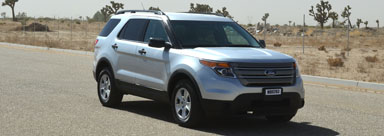 Photo of 2014 Ford Explorer 4 DR SUV AWD